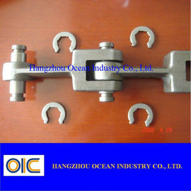 China Conveyor Parts Scraper Chain , type P142 , P142V , P142H , P200 chain supplier