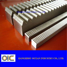 China Transmission Spare Parts CNC Machined Racks supplier