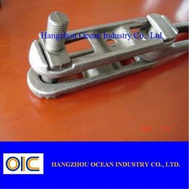 China Drop Forged Chain And Trolley X348 , X458 , 468H , X678 , 698 , 698H , F100x16 , F100x17 , F160x24 supplier