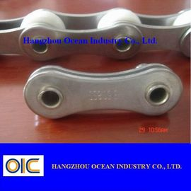 China short pitch / long pitch roller Conveyor chain with High precision supplier