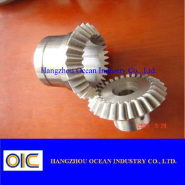 China Spur spiral bevel Gears and pinions , ring worm helical special gear supplier