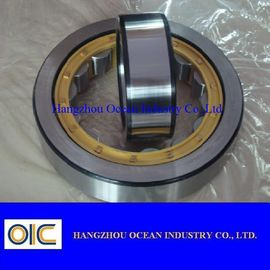 China Cylindrical Tapered Roller Car Bearings with Brass Cage , clutch release bearing supplier