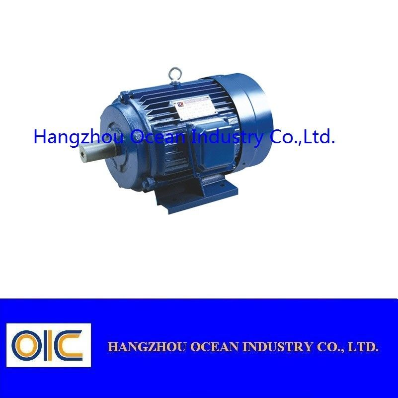 Y series three phase asynchronous electric motor for 2 speed single phase electric motor