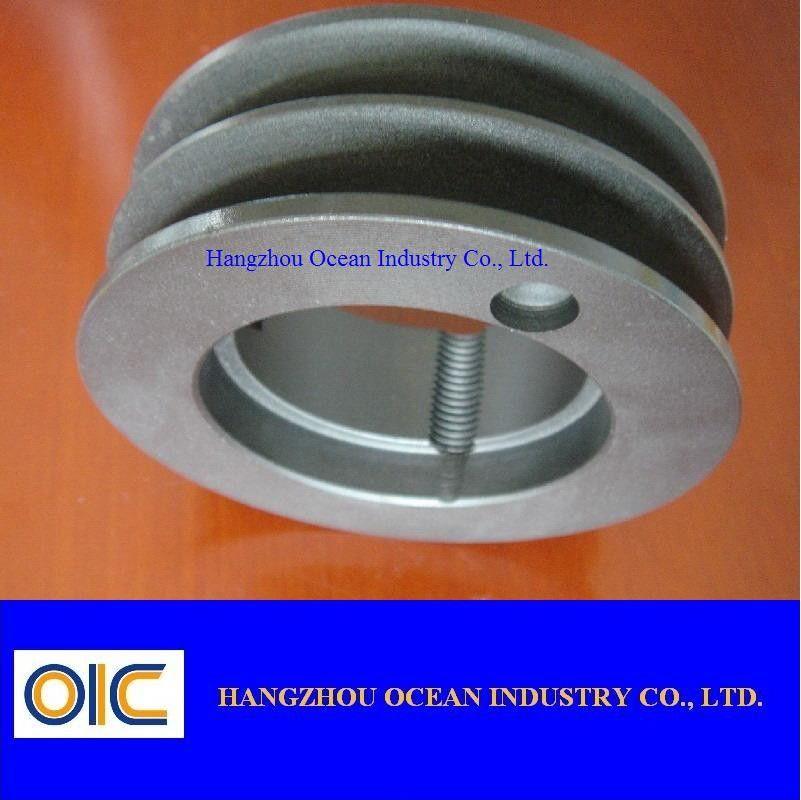 V belt / v groove belt pulley , taper lock v belt pulley